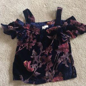 Lucky Brand dressy top